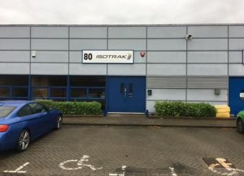 Thumbnail Warehouse to let in 80 Tanners Drive, Blakelands, Milton Keynes
