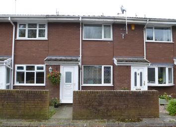 Thumbnail 2 bed terraced house to rent in Paddock Rise, Beechwood, Runcorn