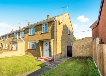Thumbnail 3 bed end terrace house for sale in Blenheim Road, Sittingbourne, Kent