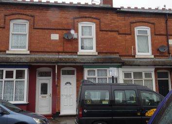Thumbnail 3 bed terraced house to rent in Charles Road, Aston
