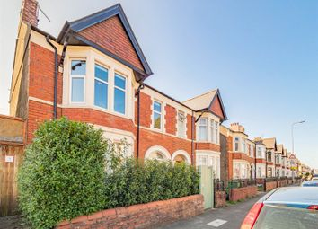Thumbnail 3 bed semi-detached house for sale in Lansdowne Road, Canton, Cardiff