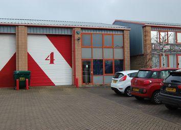 Thumbnail Light industrial to let in Mercian Park, Felspar Road, Amington Industrial Estate, Tamworth