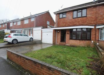 Thumbnail 3 bed semi-detached house to rent in Bridefield Close, Waterlooville