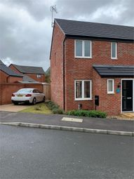 2 bed semi-detached house to rent in Walmer Close, Northampton NN5