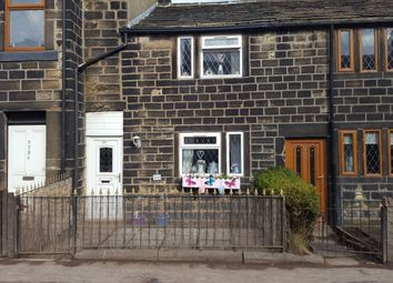 Thumbnail 2 bed cottage for sale in Rochdale Road, Walsden, Todmorden