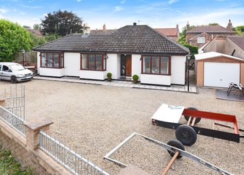 Thumbnail 2 bed detached bungalow for sale in Hull Road, Cliffe, Selby