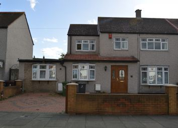 Thumbnail 6 bedroom end terrace house for sale in Bastable Avenue, Barking