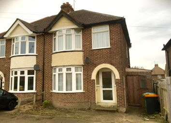 Thumbnail 3 bed semi-detached house to rent in High Street North, Dunstable