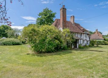 Thumbnail 3 bed detached house for sale in Glaziers Lane, Normandy, Guildford, Surrey