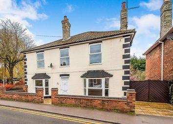Thumbnail 3 bed end terrace house for sale in Barrington Gate, Holbeach, Spalding