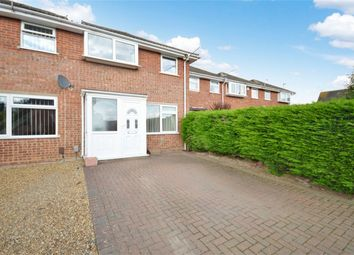 Thumbnail 3 bedroom terraced house for sale in Sywell Close, Old Catton, Norwich