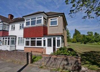 Thumbnail 3 bed end terrace house for sale in Victoria Road, Ruislip