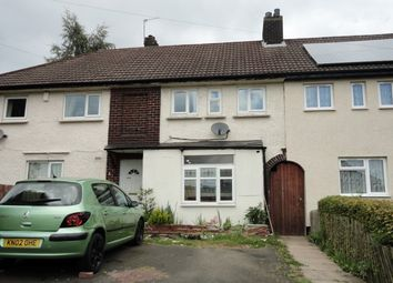 Thumbnail 3 bedroom terraced house for sale in Cedar Road, Dudley, West Midlands