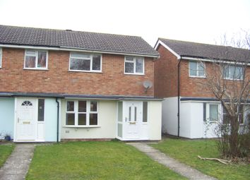 Thumbnail 2 bedroom end terrace house to rent in Hogarth Walk, Worle, Weston-Super-Mare