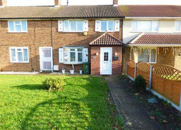 Thumbnail 3 bed terraced house for sale in Wellstye Green, Basildon, Essex