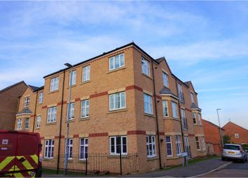 Thumbnail 2 bed flat for sale in Darwin Crescent, Loughborough