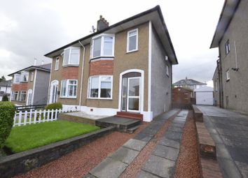 3 bed semi-detached house for sale in Queensberry Avenue, Glasgow G76