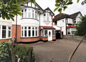 Thumbnail 4 bed semi-detached house for sale in Main Road, Gidea Park, Romford