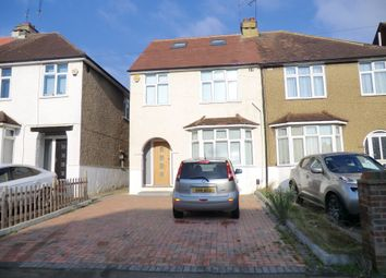 Thumbnail 3 bed semi-detached house to rent in Campfield Road, St Albans