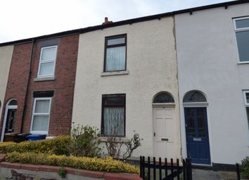 Thumbnail 2 bed terraced house for sale in Cooke Street, Hazel Grove, Stockport
