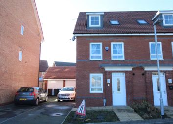 Thumbnail 4 bed semi-detached house for sale in Primrose Way, Kingswood, Hull