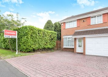 Thumbnail 3 bedroom semi-detached house for sale in Abbeyfield Road, Moseley Parklands, Wolverhampton