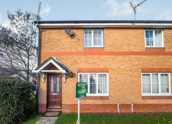 Thumbnail 2 bedroom semi-detached house for sale in Heol Llinos, Thornhill, Cardiff