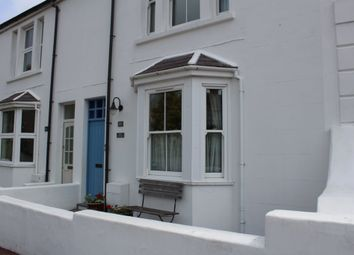 Thumbnail 3 bed cottage to rent in Meads Street, Eastbourne
