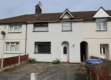 Thumbnail 3 bed terraced house for sale in Scarisbrick Road, Walton, Liverpool