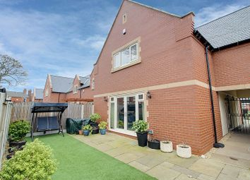 Thumbnail 2 bed link-detached house for sale in Tudor Villas, King Edward Court, Retford