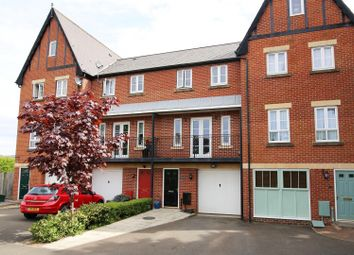 Thumbnail 4 bed town house to rent in Popham Close, Tiverton