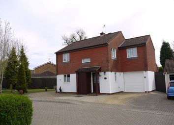 Thumbnail 4 bed detached house for sale in Lysander Close, Bovingdon, Bovingdon
