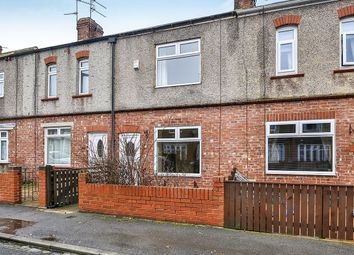 2 bed terraced house for sale in Frances Terrace, Bishop Auckland, County Durham DL14