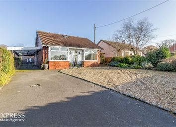 Thumbnail 5 bed detached bungalow for sale in Nabs Head Lane, Samlesbury, Preston, Lancashire