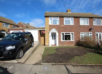Thumbnail 3 bed semi-detached house for sale in Harley Way, St Leonards-On-Sea, East Sussex