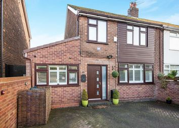 Thumbnail 4 bed semi-detached house for sale in Grosvenor Road, Hyde