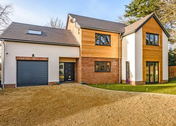 Thumbnail 5 bedroom detached house for sale in Sculthorpe Road, Fakenham