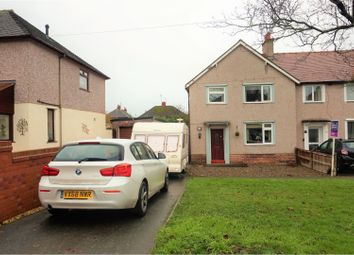 Thumbnail 3 bed end terrace house for sale in Central Avenue, Prestatyn