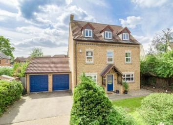 Thumbnail 5 bed detached house for sale in Abbeydore Grove, Monkston, Milton Keynes