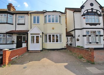 Thumbnail 5 bed end terrace house for sale in St. Johns Road, Seven Kings, Ilford