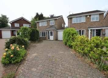 Thumbnail 4 bed detached house for sale in Amersham Close, Tytherington, Macclesfield