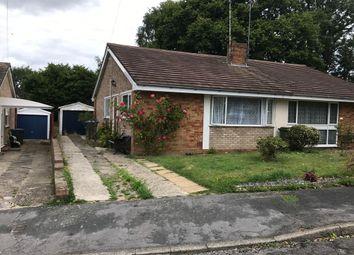Thumbnail 2 bedroom semi-detached bungalow for sale in Collingwood Road, Horsham