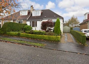 Thumbnail 4 bedroom bungalow for sale in Craigdhu Avenue, Milngavie, Glasgow, East Dunbartonshire