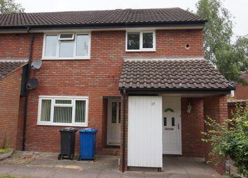 Thumbnail 2 bed maisonette for sale in Ealingham, Wilnecote, Tamworth