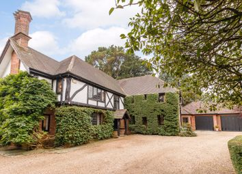 Thumbnail 6 bed detached house for sale in Woodside Road, Amersham
