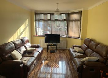 3 bed semi-detached house to rent in Dickenson Road, Manchester M14