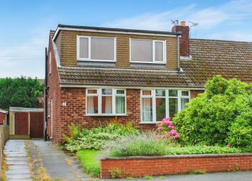 Thumbnail 4 bed semi-detached house for sale in Boswell Avenue, Warrington
