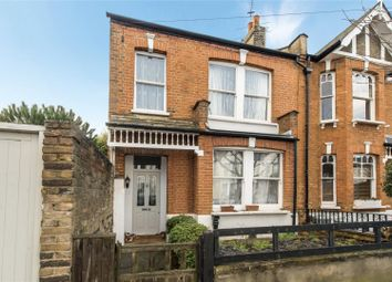 Thumbnail 3 bed end terrace house for sale in Heythorp Street, Southfields, London