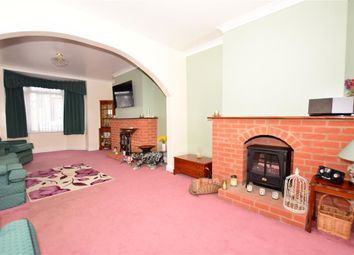 Thumbnail 3 bed end terrace house for sale in Clare Road, Whitstable, Kent