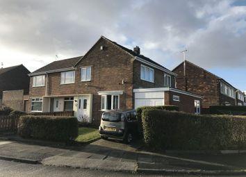 Thumbnail Semi-detached house for sale in Kelly Road, Hebburn